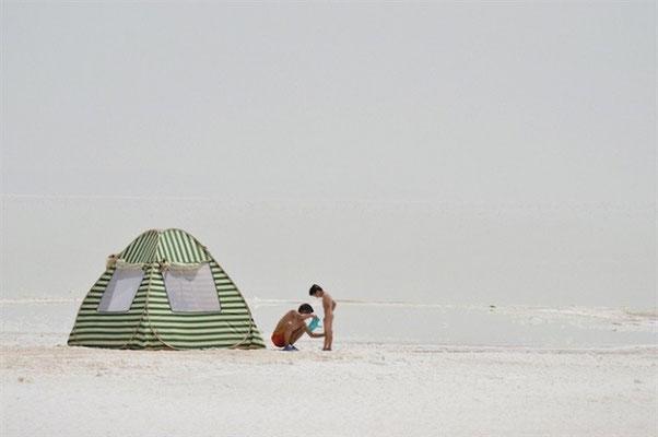 1. Озеро Урмия в Иране