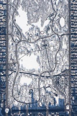 13. Вид на Нью-Йорк с воздуха