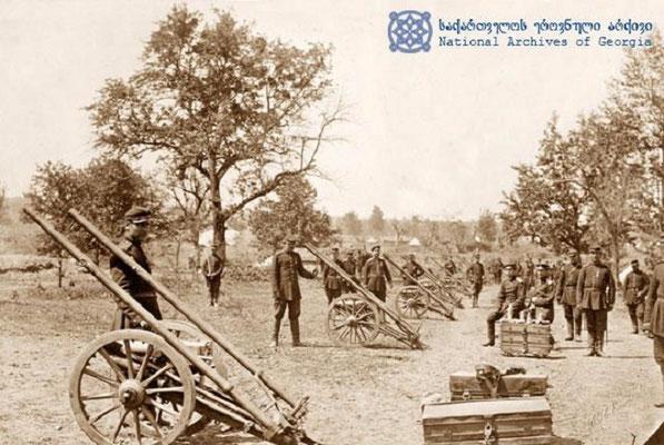 Русская полевая артиллерия