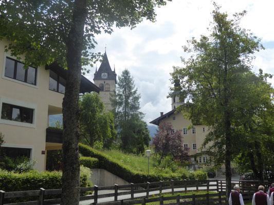 Danach ist Zeit für einen Besuch in Kufstein.