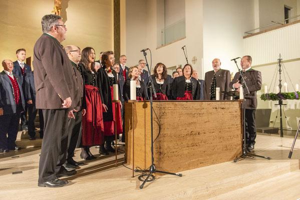 die Sängerfreunde St. Martin/Ponfeld und