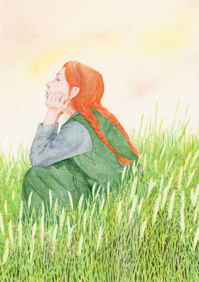 L.M.モンゴメリ「赤毛のアン」
