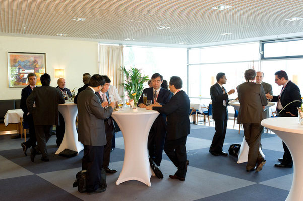 CVIR Reception 2011 in Munich, Germany