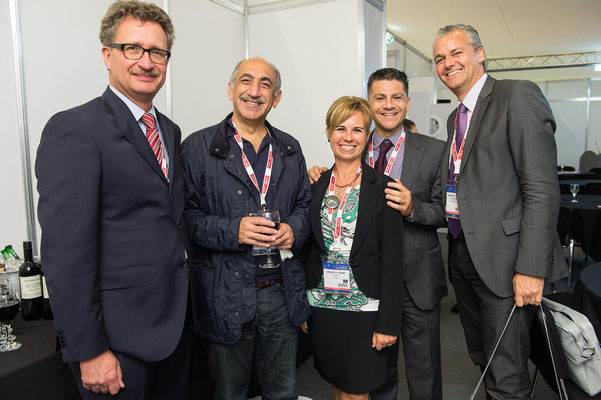 CVIR Reception 2015 in Lisbon, Portugal
