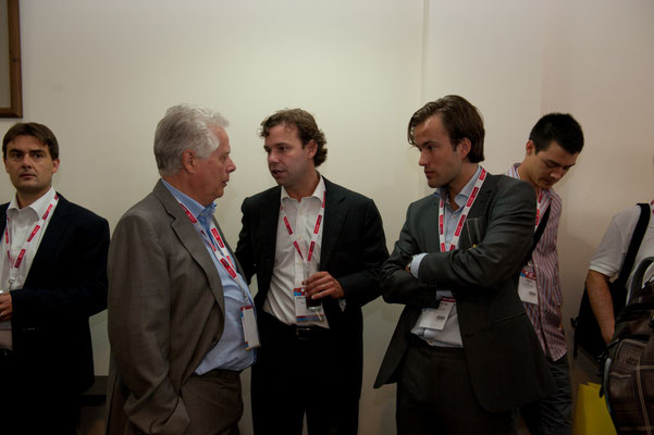 CVIR Reception 2012 in Lisbon, Portugal