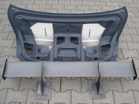 Trunk Lid incl. Rear Wing GT4 DTM Style