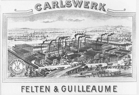 Carlswerk, Köln