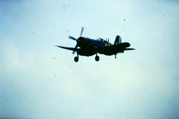 Vought F4U-7 Corsair - N1337A, ex NX1337A, ex 722 (Marine Nationale), ex 133722 (US Navy) - c/n 722
