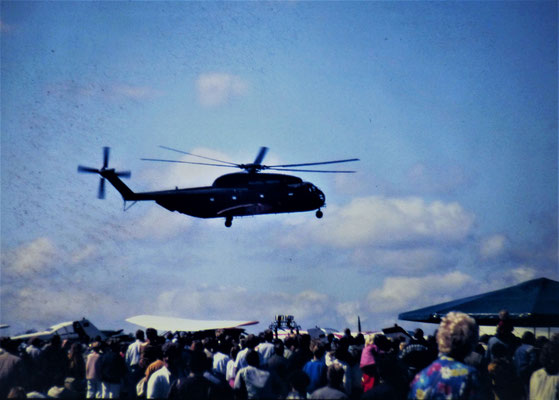 Sikorsky CH-53G Stallion - (Heer)