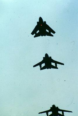 4x PANAVIA PA-200 Tornado IDS - (Luftwaffe)