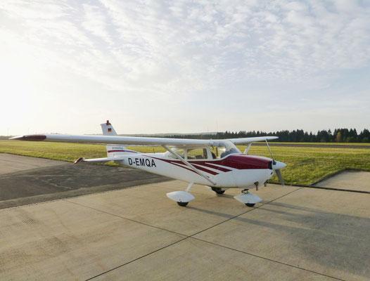 Reims-Cessna F172E Skyhawk - D-EMQA