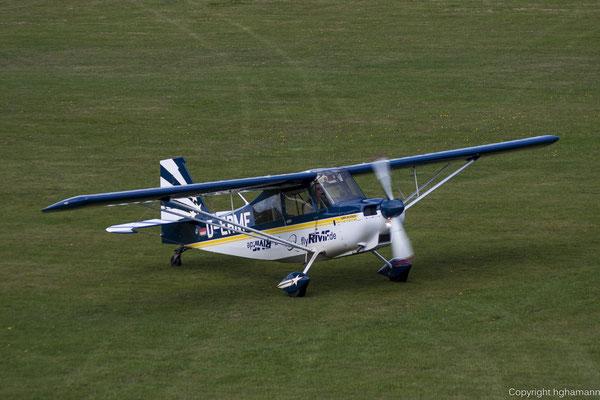 Die Super-Decathlon wird von Rhein-Mosel-Flug für die Kunstflugausbildung eingesetzt