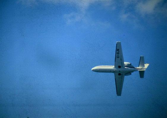 Cessna Citation II - EI-BJN - c/n 501-0175