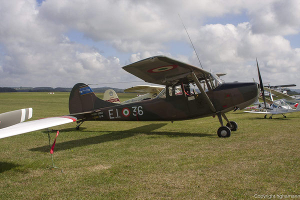 Die Cessna O-2 hat eine prägnante Shilouette