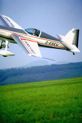 Walter Extra - Extra EA-260 - D-EBEW - c/n 001