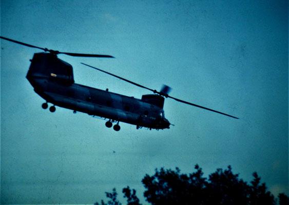 Boeing-Vertol CH-47C Chinook HC.1 - ZA720/BN (Royal Air Force) - c/n B851