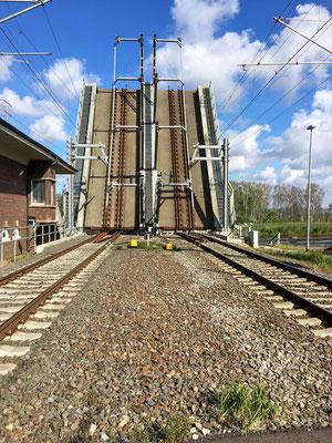 Eisenbahnbrücke bei Anklam