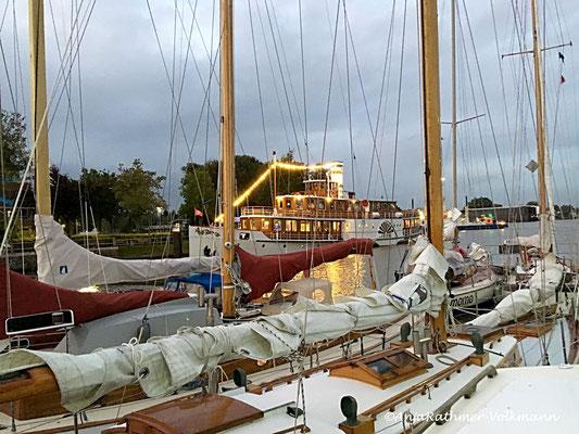 Brunsbüttel Yachthafen
