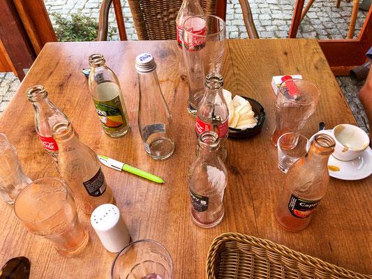Rowy - wir haben Durst...