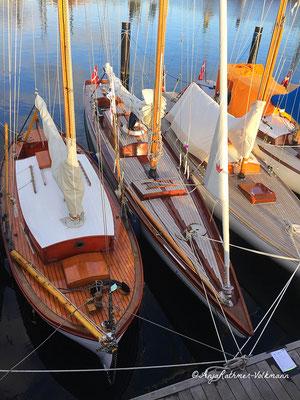 Classic Sailing Vessels Svendborg 2016