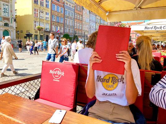 Langer Markt, Hard Rock Cafe Gdansk