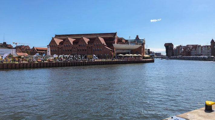 Ostsee Philharmonie/Filharmonia Baltycka Gdansk