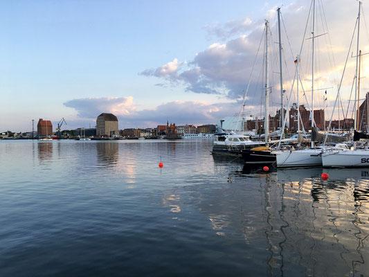 Stralsund mit OZEANEUM