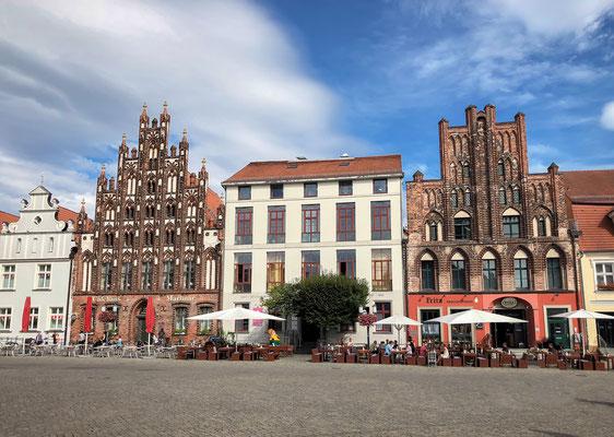 Marktplatz, Greifswald
