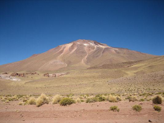 Volcan Tuzgle (5486m)