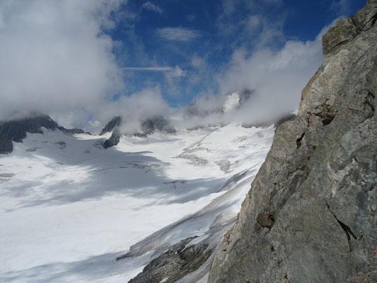 Le glacier Studer