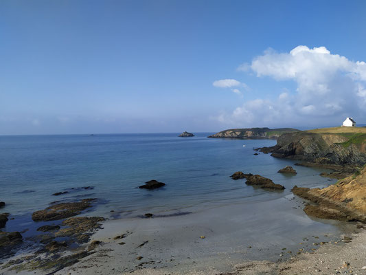 Pointe et île d'Aber