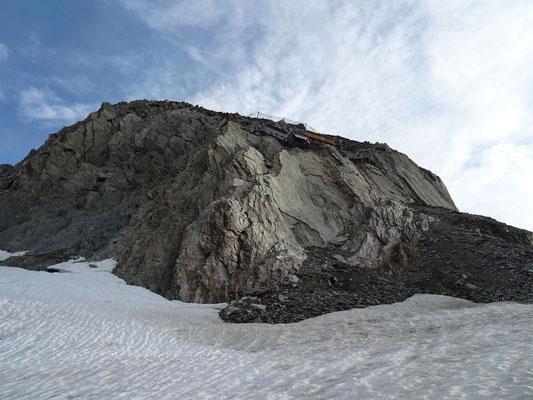 Refuge Oberaarjochhütte