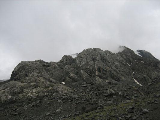 Au Col Archa Tor (3930m)