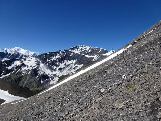 Mont Blanc omniprésent