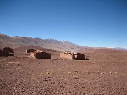 Ancienne gare ferroviaire ligne Argentine-Chili