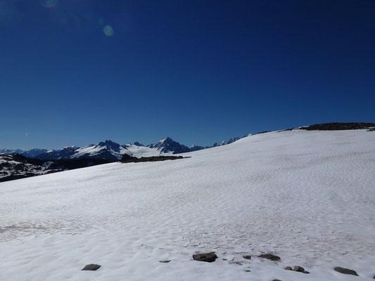 Aiguille du Chardonnet (Massif du Mont Blanc)