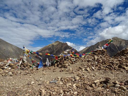 Col du Purfi La : porte d'entrée dans la vallée du Zanskar