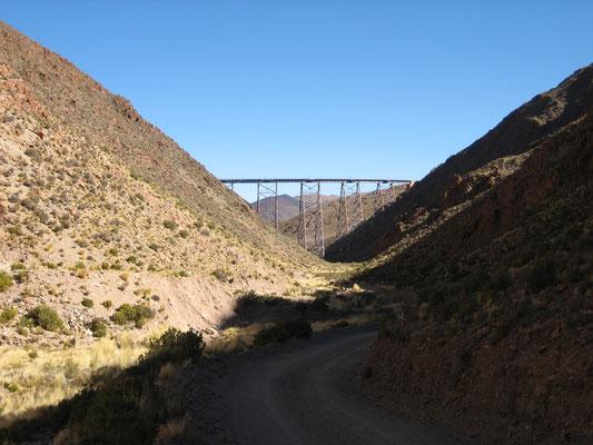 Pont du train des nuages