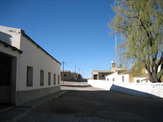Rue d'El Moreno, l'électricité est coupée toutes les nuits
