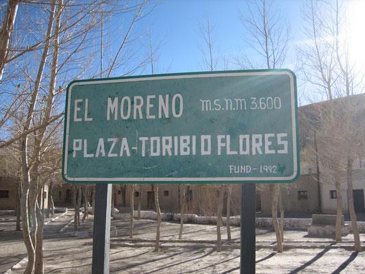 Village d'El Moreno