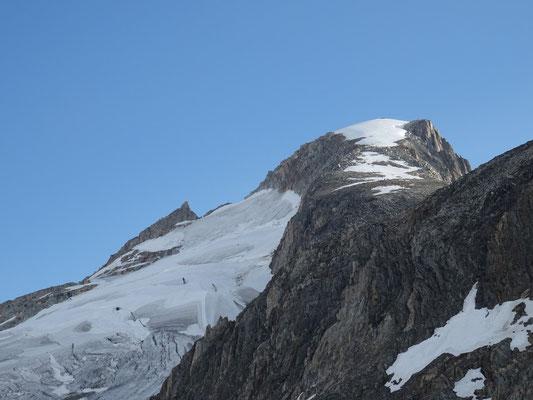 Oberaarhorn (3630m)