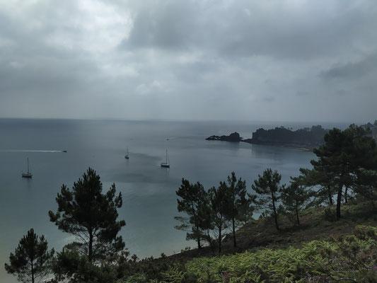 Pointe de Saint-Hernot - Île Vierge
