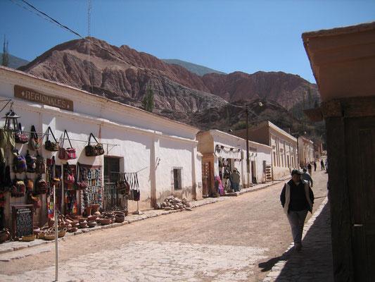 Ruelle de Purmamarca