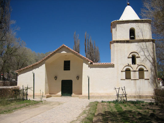 Eglise de Yavi