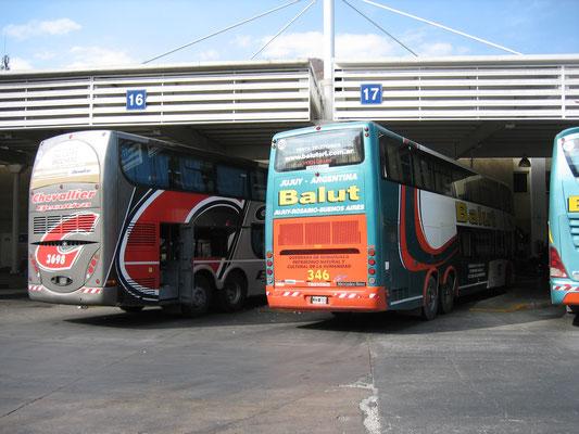 Gare routière de Salta
