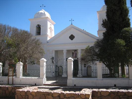 Eglise d'Humahuaca