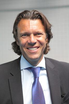 Fußballschiedsrichter Urs Meier
