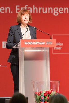Parlamentarische Staatssekretärin Caren Marks