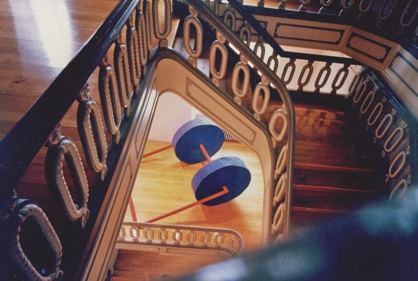 Reiner De Bruyckere - Ausstellung Museum Schloss Hardenberg, Velbert-Neviges, 1988