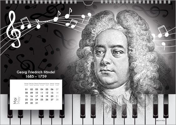 Der Komponisten-Kalender 38 im Mai.